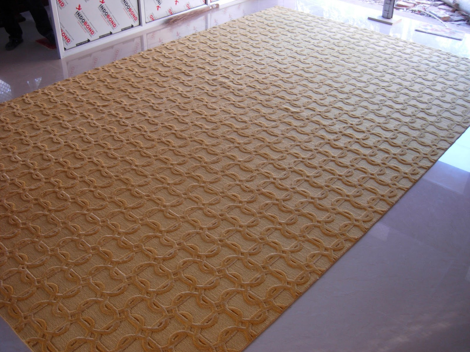 Custom made carpets and rugs