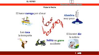 http://cplosangeles.juntaextremadura.net/web/edilim/curso_4/lengua/verbo/verbo.html