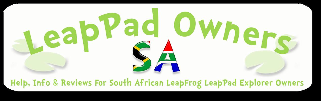 leapPad Owners SA