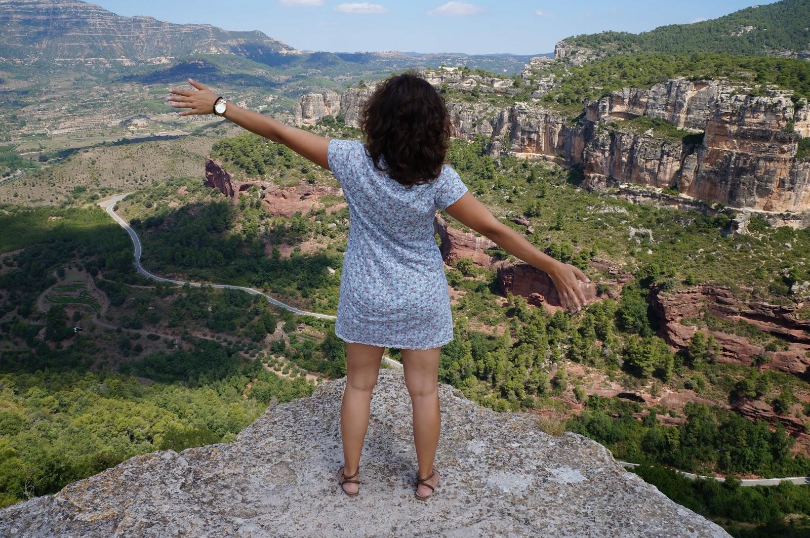 Los viajes de cris tarragona descubriendo la comarca del for Piletas en zona norte para pasar el dia 2015