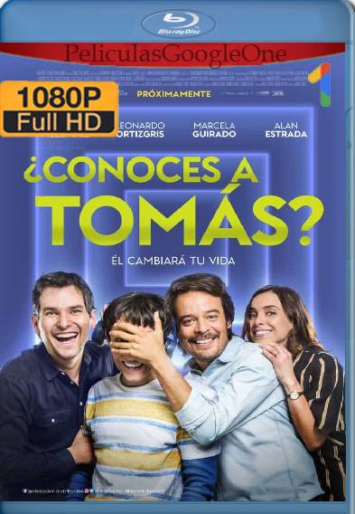 ¿Conoces a Tomás? (2019) HD [1080p] [Latino] [GoogleDrive]
