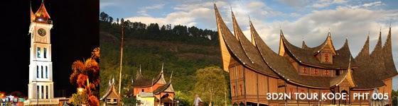 Tour Batusangkar-Bukittinggi 3D2N