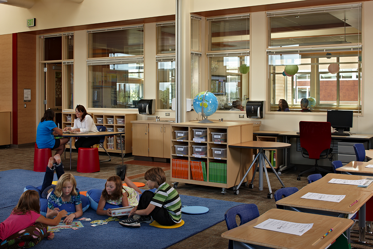 Elementary Classroom Layout ~ School design matters current facility features