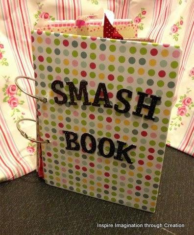 ways to create a smash book essay