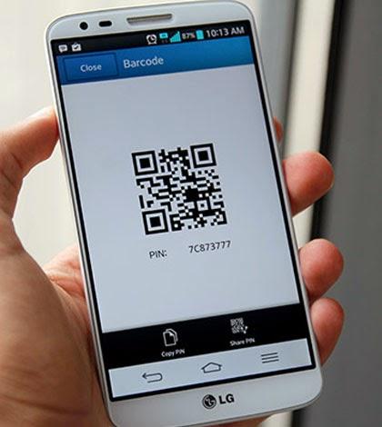 Cara Mengganti PIN BBM for Android