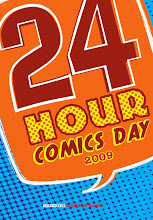 24 HOUR COMICS DAY A PORDENONE 2009