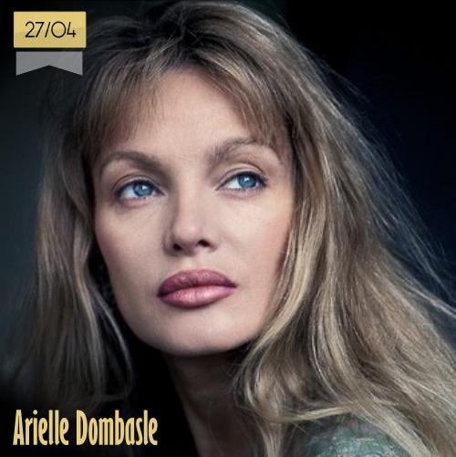 27 de abril | Arielle Dombasle - @arielledombasle | Info + vídeos