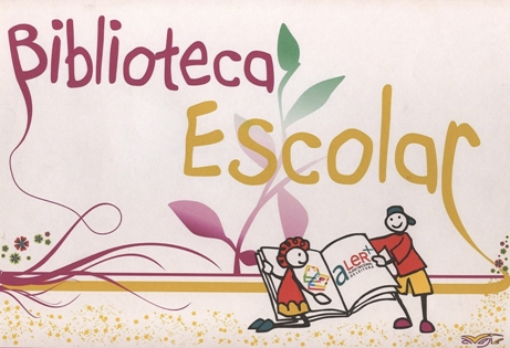 Ler divertido bem vindos for Logotipos de bibliotecas