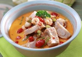 Cara membuat masakan sayur lodeh terong komplit