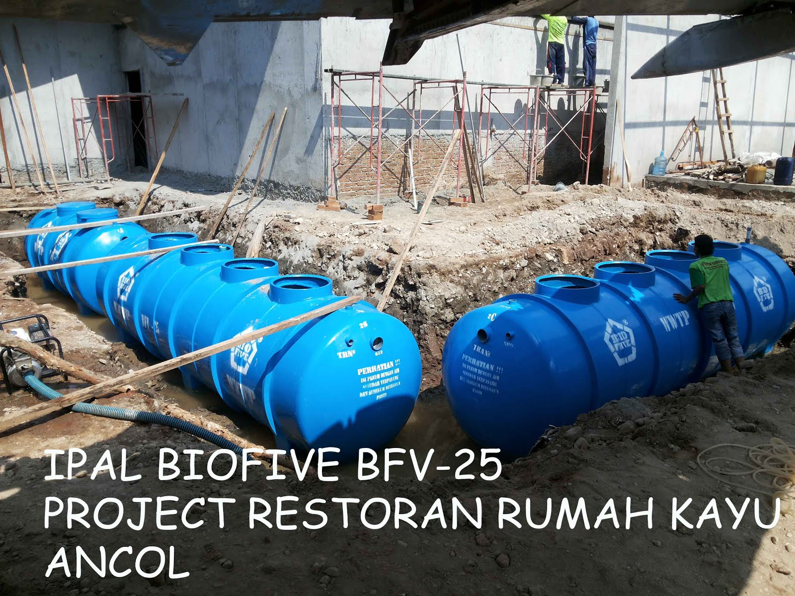 IPAL Biofive