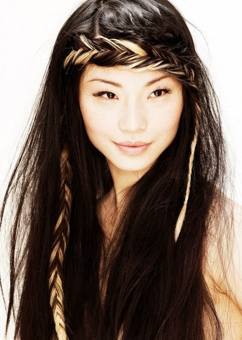 Cute hairstyles for long hairs - Cute hairstyles for long hairs 2014