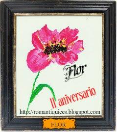regalet de Flor del 2º cumpleblog