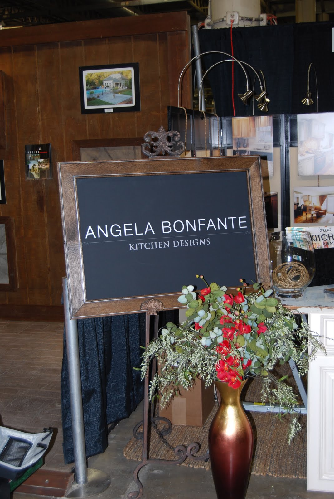 Angela bonfante kitchen designs september 2011 for Angela bonfante kitchen designs
