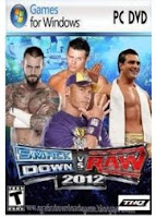 PC games Smackdown vs Raw 2012
