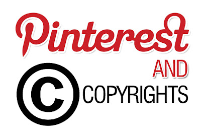 pinterest copyrights issues