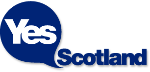 YES - Scotland Banner