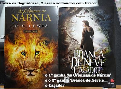 As Crônicas de Nárnia e Branca de Neve e o Caçador