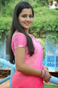 Samskruthi photo shoot in saree-thumbnail-20