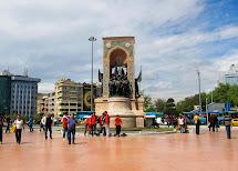 Istanbul Hotel Rock Taksim Square