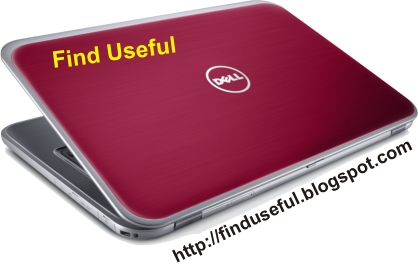 dell Inspiron 13z red color