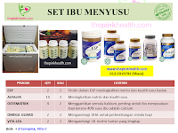 Set Ibu Menyusu (Breastfeeding Set)