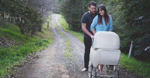 Cansado de ser perguntado se iria ter filhos, esse casal fez sessão de fotos surpreendente