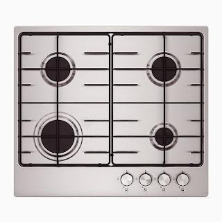 Cocinas a gas caracter sticas y seguridad decoractual - Placa de cocina de gas ...