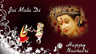 Happy Navratri Shayari, SMS