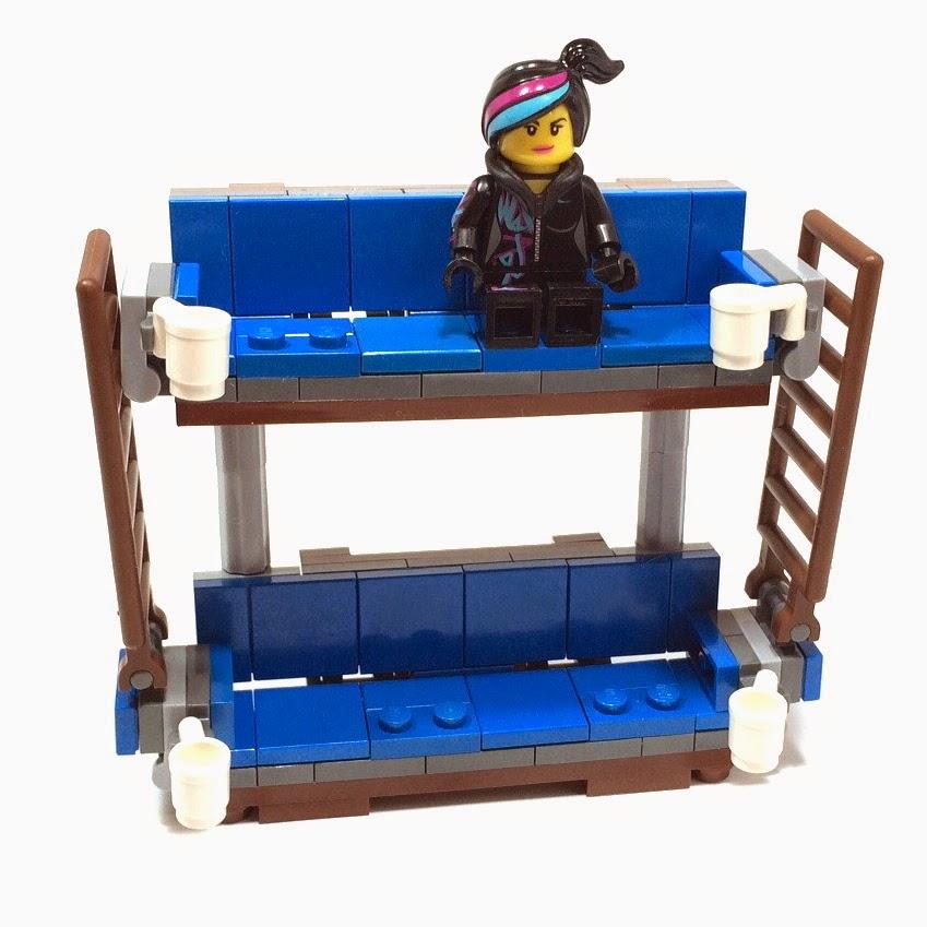 LEGO FANATICS AROUND THE GLOBE: Make your own LEGO MOVIE double decker