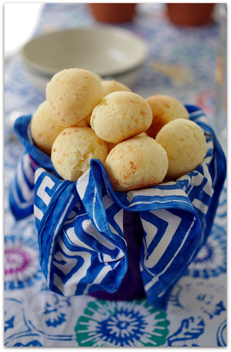 Pão de Queijo (Brazilian Cheese Bread) The Untamed Cook The Untamed ...