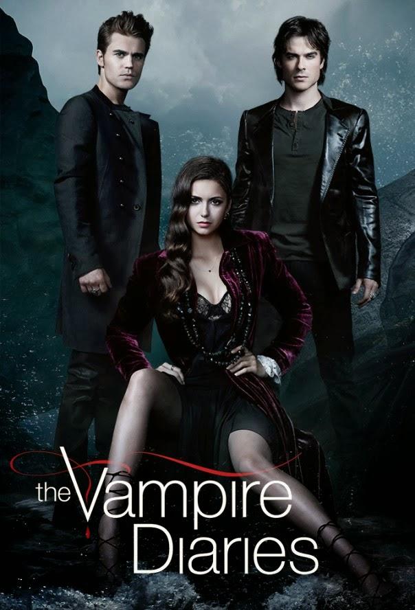 Diario de un Vampiro Temporada 5 Audio Latino
