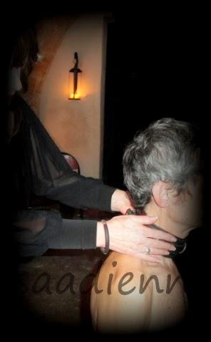 Remise de collier : soumis Ludic
