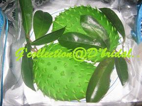 Pastri durian belanda