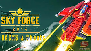 "Sky Force 2014 Hack / Cheats Download - Get Unlimited Stars Play With Full Power - Hacks ""N"" Leaks"