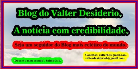 O BLOG MAIS ASSESSADO DO PLANETA.