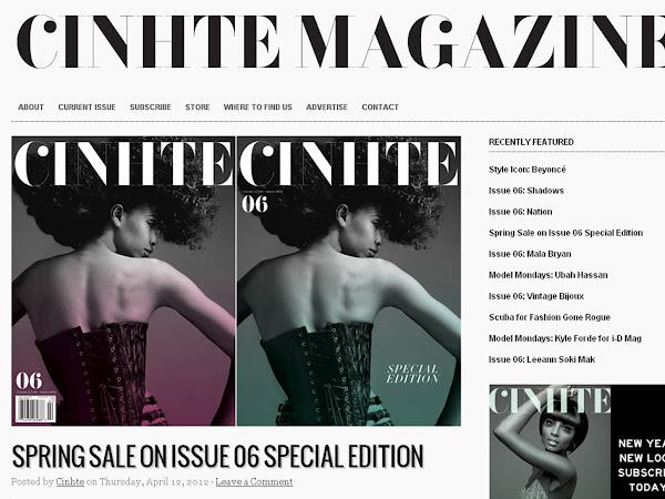 MALA BRYAN for  Cinhte Magazine