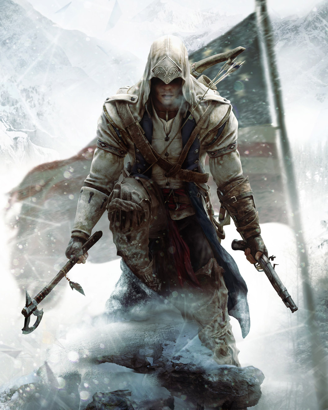 connor assassins creed 3 minecraft skin