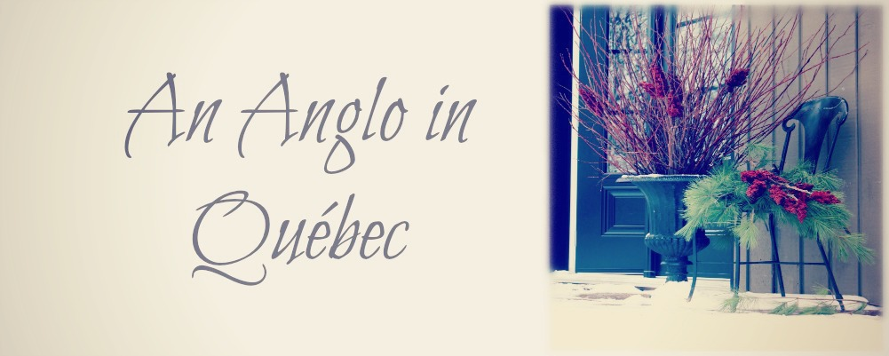 An Anglo in Québec
