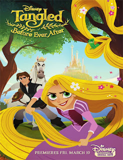 Tangled (Before Ever After) (2017)
