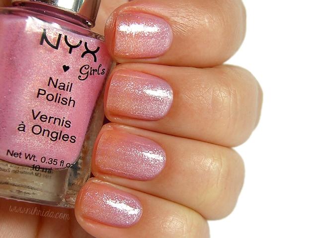 NYX Girls - Cheeky Chic