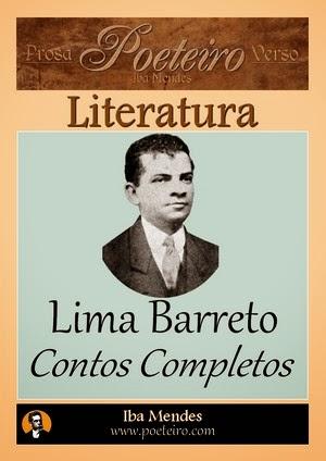 Lima Barreto - Aventuras do Dr. Bogoloff - Iba Mendes