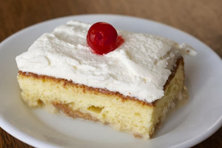 Tres Leches Cake