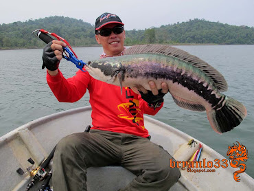 Linggiu Fishing Trip 2013林幽钓游