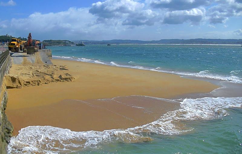 Playa La Fenomeno en Santander