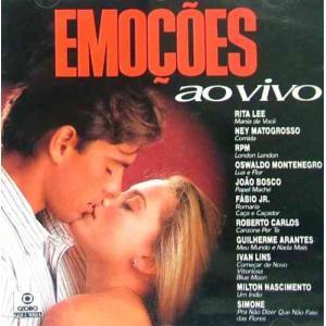 Emoções Ao Vivo (1992)