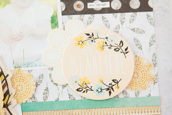 We R Memory Keepers Indian Summer Layout Tutorial @craftsavvy @createoften #scrapbooking #craftwarehouse