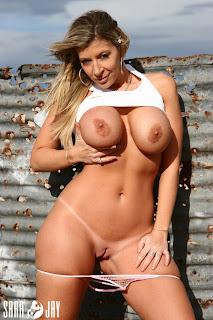 Sara Jay Nude Image