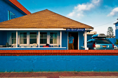 Seasprite Cottage, Hermosa Beach (C)Glenn Primm