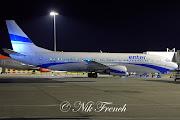 MAN 23rd November 2012Air Malta & Enter Air (sp enkaa)