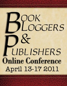 bbp 236x300 Book Bloggers and Publishers Online Conference